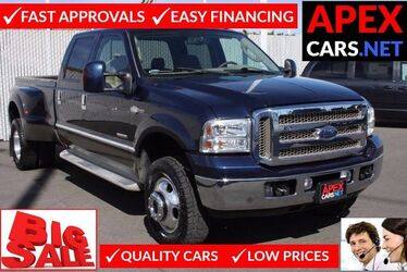 Ford Super Duty F-350 DRW King Ranch 4WD 2006