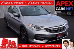 2017 Honda Accord Sedan Sport Fremont CA