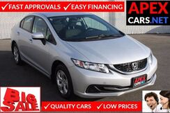 2015 Honda Civic Sedan LX Fremont CA