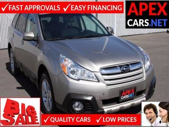 Subaru Outback 2.5i Limited AWD 2014