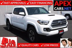 2017 Toyota Tacoma TRD Sport 4WD Fremont CA