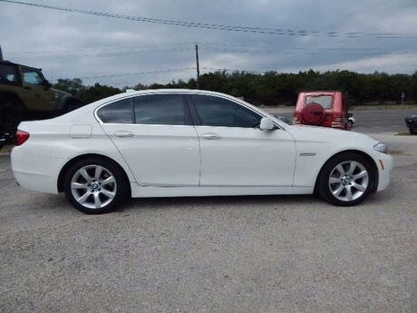 2013 BMW 5 Series 550i Austin TX