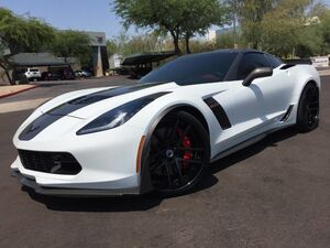 2016 Chevrolet Corvette Z06 3LZ Z07 Package Scottsdale AZ