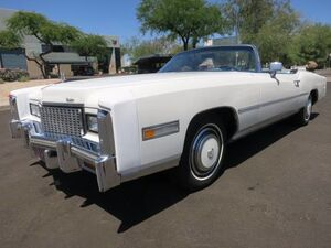 1976 Cadillac Eldorado Convertible Scottsdale AZ