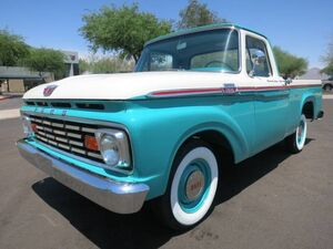 1963 Ford F-100 Custom Cab Scottsdale AZ