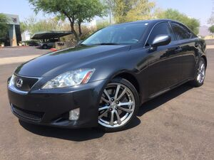2008 Lexus IS 350  Scottsdale AZ