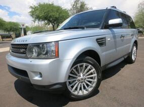 Land Rover Range Rover Sport HSE 2011