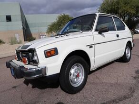 Honda Civic CVCC 1977