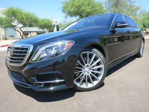 2015 Mercedes-Benz S550 S 550 Scottsdale AZ