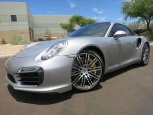 2015 Porsche 911 Turbo S Scottsdale AZ