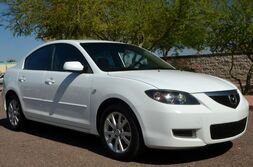 Mazda Mazda3 4DR SDN MANUAL I TOURING 2007