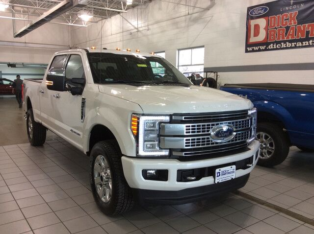 2017 Ford Super Duty F-250 SRW Platinum Sheboygan WI