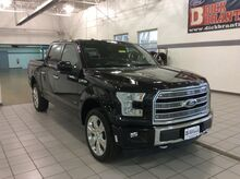 2017 Ford F-150 Limited Sheboygan WI