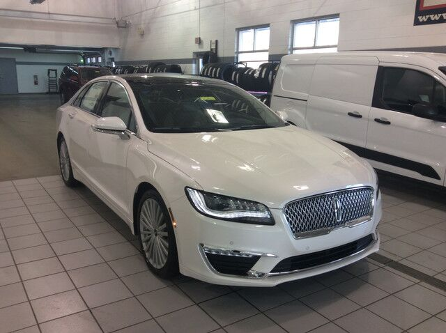2017 Lincoln MKZ-AWD Reserve Sheboygan WI