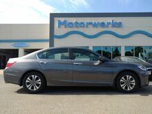 2015 Honda Accord LX 6-speed La Crosse WI