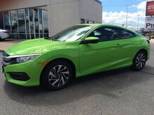 2016 Honda Civic Coupe LX-P La Crosse WI
