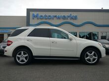 2010 Mercedes-Benz M-Class ML550 4Matic La Crosse WI