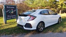 2017 Honda Civic Hatchback LX La Crosse WI