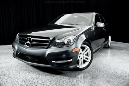 2014 Mercedes-Benz C-Class C250 Luxury Peoria AZ