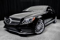 Mercedes-Benz CLS CLS550 Managers Demo 2017