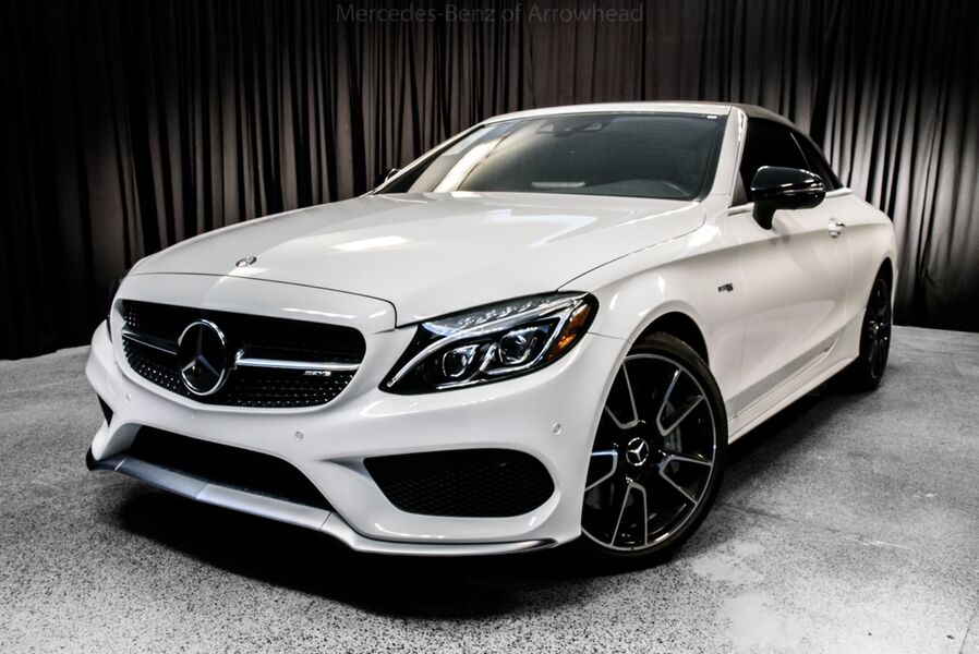 2017 mercedes benz c class amg c 43 cabriolet peoria az for Mercedes benz peoria