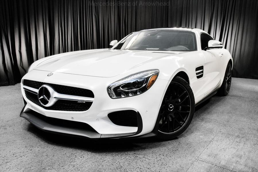 2017 mercedes benz amg gt peoria az 17119147 for 2017 mercedes benz gts amg price