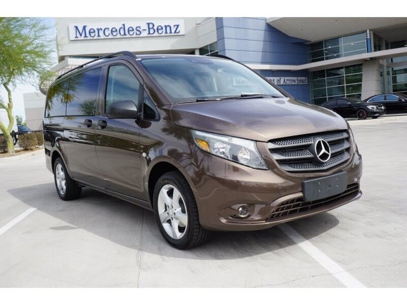 2016 mercedes benz metris passenger van peoria az 12879282. Black Bedroom Furniture Sets. Home Design Ideas