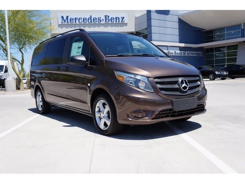 2016 mercedes benz metris passenger van peoria az 13183684. Black Bedroom Furniture Sets. Home Design Ideas