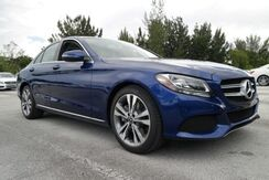 2017_Mercedes-Benz_C_300 Sedan_ Coral Gables FL