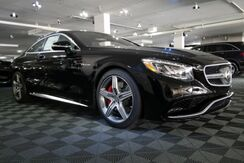 2017 Mercedes-Benz S 63 AMG® Coupe Coral Gables FL