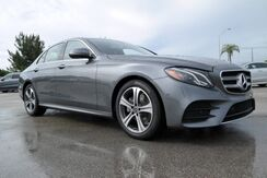 2018_Mercedes-Benz_E_300 Sedan_ Coral Gables FL