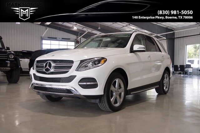 2017 mercedes benz gle gle 350 boerne tx 18555674 for Boerne mercedes benz