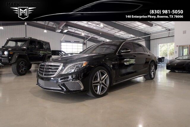 2015 mercedes benz s class s 65 amg boerne tx 18806626 for Mercedes benz boerne service
