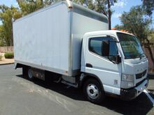 2014 Mitsubishi FU SO Box Truck Mesa AZ