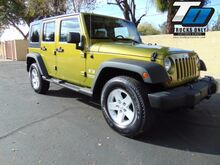 2008 Jeep Wrangler Unlimited X Mesa AZ