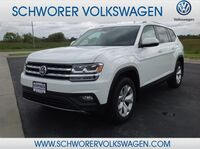 Volkswagen Atlas 3.6L V6 SE w/Tech 4Motion 2018