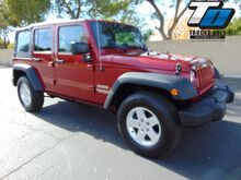 2012 Jeep Wrangler Unlimited Sport Mesa AZ