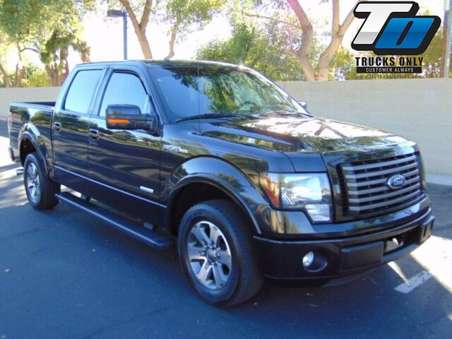 2012 ford f 150 fx2 3 5l ecoboost v6 mesa az 15927583. Black Bedroom Furniture Sets. Home Design Ideas