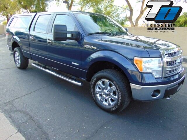 2014 ford f 150 xlt 4x4 3 5l ecoboost v6 mesa az 16320685. Black Bedroom Furniture Sets. Home Design Ideas
