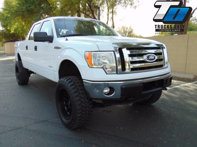 2012 ford f 150 xlt 4x4 ecoboost v6 mesa az 16290294. Black Bedroom Furniture Sets. Home Design Ideas