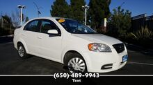2010 Chevrolet Aveo LT w/1LT Redwood City CA