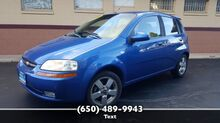 2006 Chevrolet Aveo LT Redwood City CA
