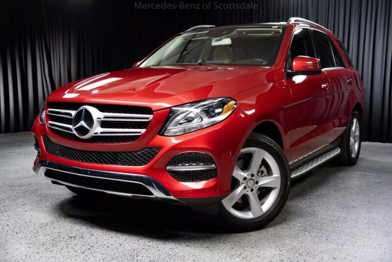 2016 mercedes benz gle gle350 scottsdale az 12757915 for Mercedes benz north scottsdale