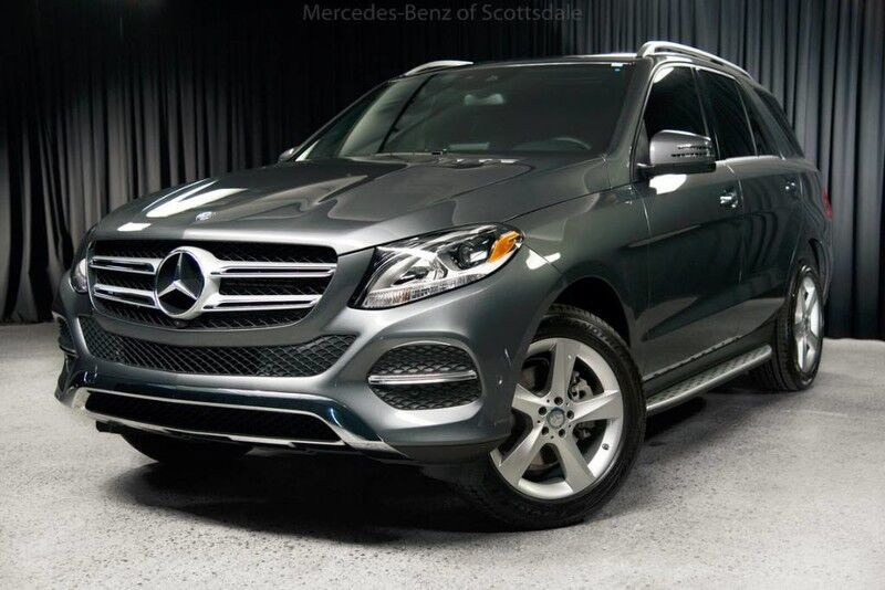 2017 mercedes benz gle gle350 scottsdale az 15379903 for Mercedes benz north scottsdale