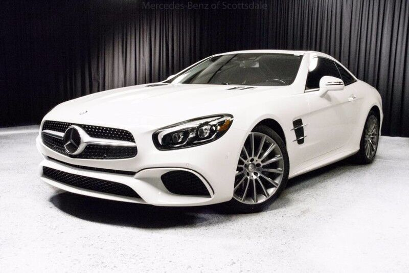 2017 mercedes benz sl class sl450 scottsdale az 16205074 for Mercedes benz service b coupons 2017