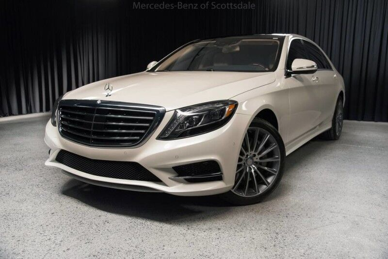 2017 mercedes benz s class s550 scottsdale az 16832590 for Mercedes benz north scottsdale