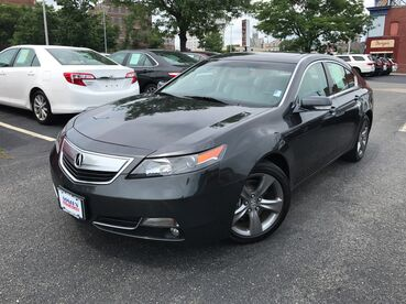 2014 Acura TL Tech Worcester MA