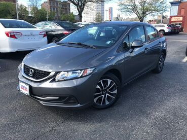 2013 Honda Civic Sdn EX Worcester MA