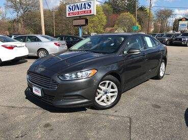 2015 Ford Fusion SE Worcester MA
