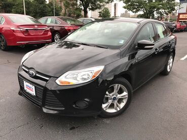2014 Ford Focus SE Worcester MA